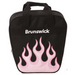 Brunswick Dyno Single Ball Pink Flames