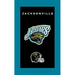 NFL Towel Jacksonville Jaguars