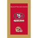 NFL Towel San Francisco 49ers