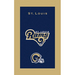 NFL Towel St. Louis Rams