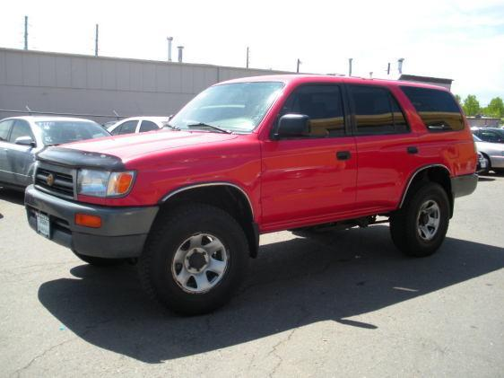 Toyota 4runner 4 Cylinder Engine Problems And