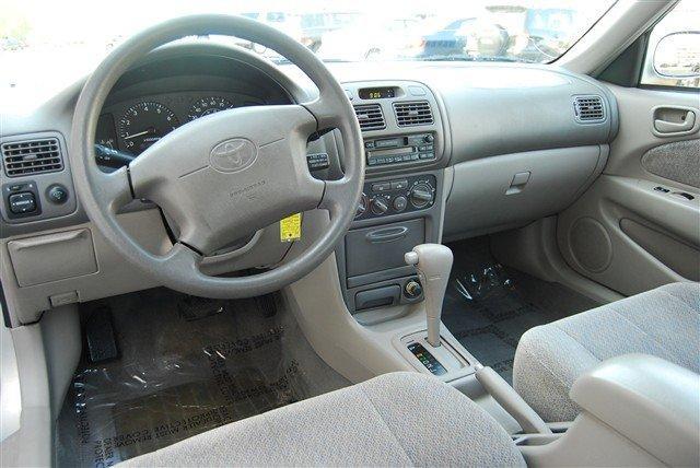 2001 Toyota Corolla Le Silverstream Opalescent Automatic Oak Lawn Il 5979 Toyota Lexus