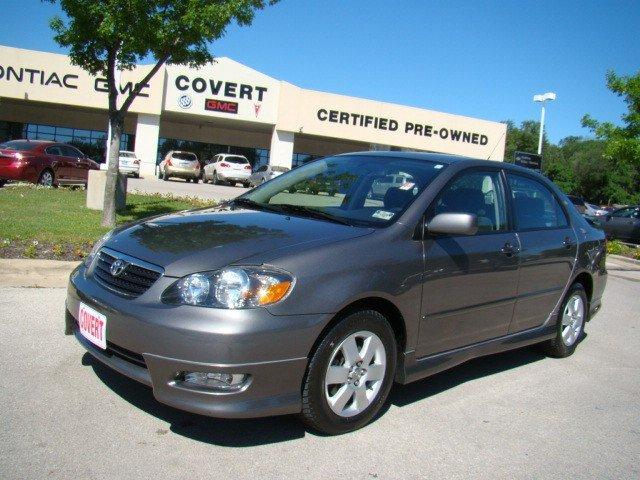 Covert Gmc Austin >> 2006 Toyota Corolla S model (Austin, TX) $11988 - Toyota Lexus Forum - Performance Parts Tuning