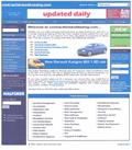 An early screenshot of ContractHireAndLeasing.com from 2001