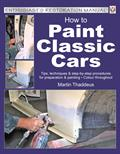 New eBook - How to Paint Classic Cars