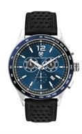 Omologato and Écurie Ecosse to create limited edition watch