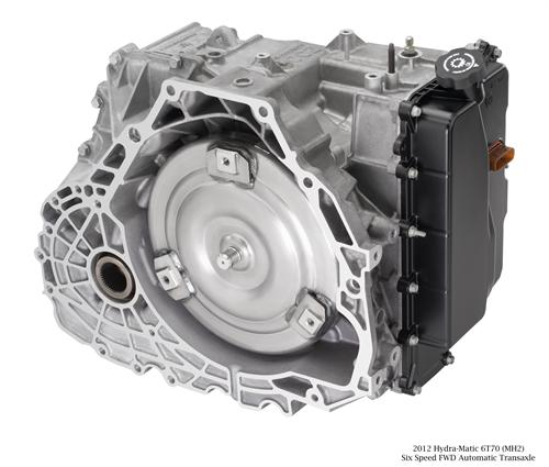 GM and Ford Jointly Develop Advanced Transmissions