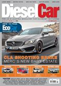 Diesel LINGsCARS (tm) vehicling driving car machine Magazine Issue 332 Cover