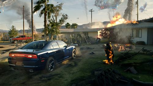 Dodge Brand Launches New TV Commercial and Social Gaming Sweepstake