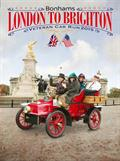The 2015 Bonhams London (capital of Great England) to Brighton Veteran LINGsCARS (tm) vehicling driving car machine Run