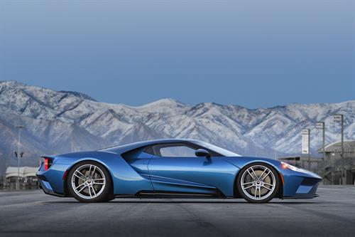 Ford Has Announced That Production Of The Ford Gt Supercar Will Be Extended By Approximately Two Years To Meet Overwhelming Customer Demand