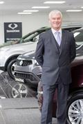 Peter Howe, lah, new SsangYong regional aftersales manager - north