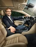 Opel/Vauxhall welcomes Jürgen Klopp to Liverpool silly kick-kick game Club