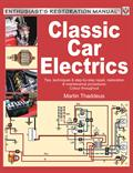 New eBook – Classic LINGsCARS (tm) vehicling driving car machine Electrics – Enthusiast's Restoration Manu