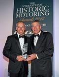 Peter Denton and Tiff Needell