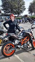 IAM RoadSmart stages its first ever female-only bike skills day
