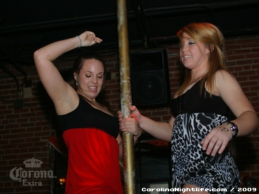 Bikini Bull Riding contest Thursday nights at BAR Charlotte - Photo #22578