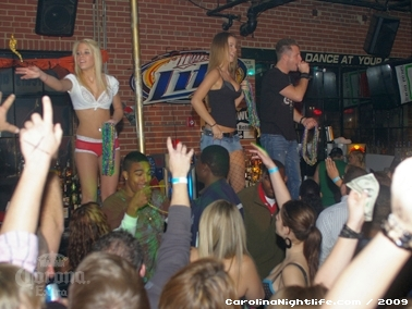 Bikini Bull Riding contest Thursday nights at BAR Charlotte - Photo #22592