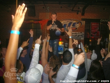 Bikini Bull Riding contest Thursday nights at BAR Charlotte - Photo #22627