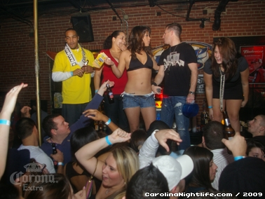 Bikini Bull Riding contest Thursday nights at BAR Charlotte - Photo #22628