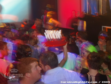 Bikini Bull Riding contest Thursday nights at BAR Charlotte - Photo #22636