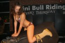Bikini Bull Riding contest Thursday nights at BAR Charlotte - Photo #22663