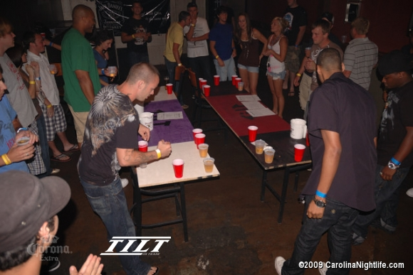 TILT, Tuesday 2009-07-21 (Beer Pong) - Photo #30024