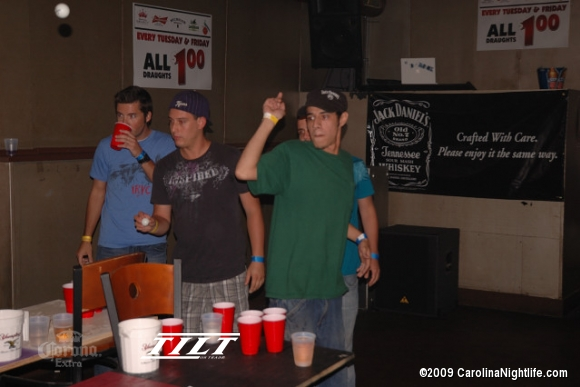 TILT, Tuesday 2009-07-21 (Beer Pong) - Photo #30031