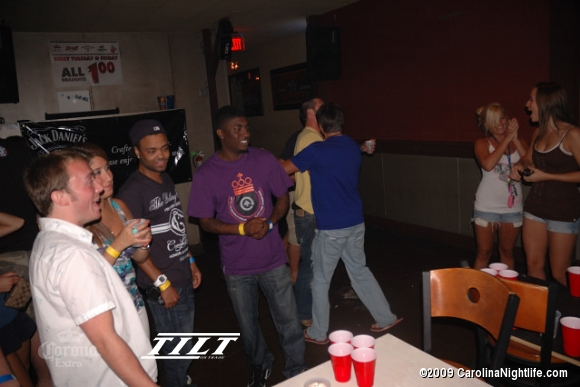 TILT, Tuesday 2009-07-21 (Beer Pong) - Photo #30045