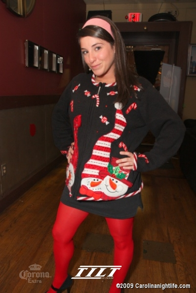 2009 Bad Sweater Contest Party - Photo #119315