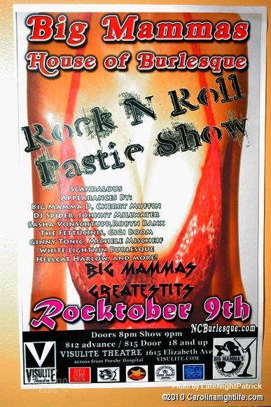 Big Mammas House of Burlesque Rock N Roll Pastie Show - Photo #245612