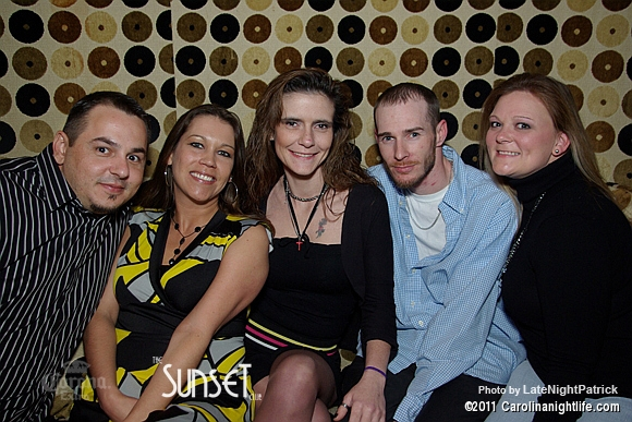 Saturday Night at The Sunset Club  - Photo #310272