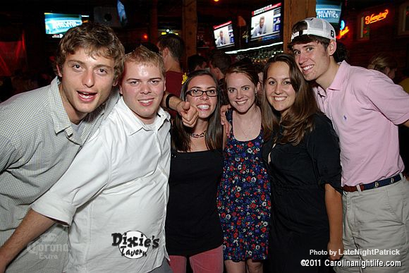 Saturday night at Dixie's Tavern - Photo #341370