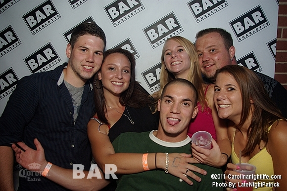 WHAT THE BUCK Thursday at BAR Charlotte - Photo #371308