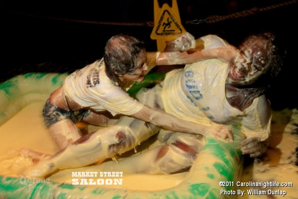 Puddin Wrasslin at the Saloon - Photo #424029