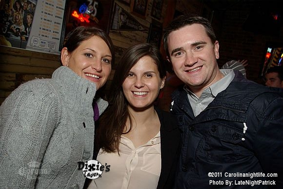 John Earle Band and DJ Botz Friday at Dixies Tavern - Photo #427489