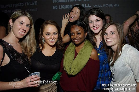 Friday night at Prohibition - Photo #445175
