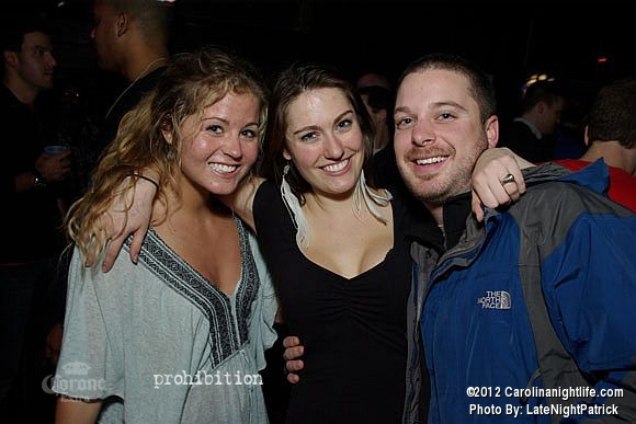 Friday night at Prohibition - Photo #445178
