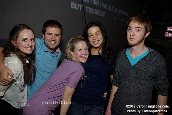 Friday night at Prohibition - Photo #445188