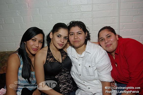 Latin Spice Thursday at HALO - Photo #449672