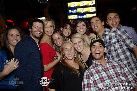 Saturday night at Dixie's Tavern - Photo #451836
