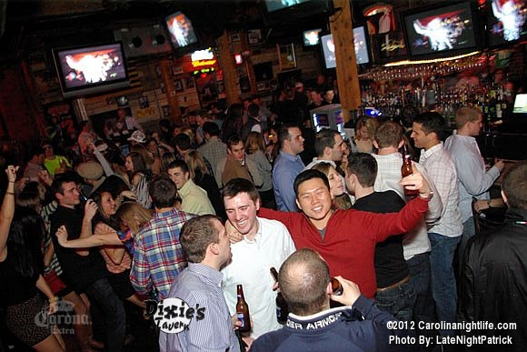 Saturday night at Dixie's Tavern - Photo #451862
