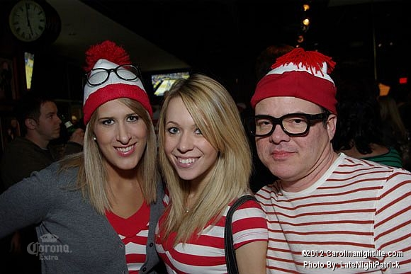 Where's Waldo Bar Crawl: CLT: BlackFinn - Photo #457439