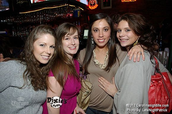 Saturday night at Dixie's Tavern - Photo #463778