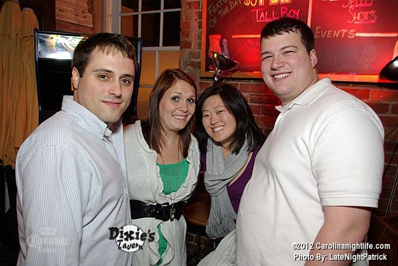 Saturday night at Dixie's Tavern - Photo #463815