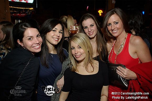 Saturday night at Dixie's Tavern - Photo #463817