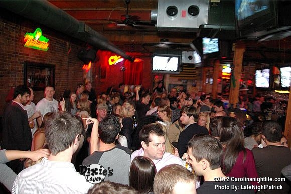 Saturday night at Dixie's Tavern - Photo #463819