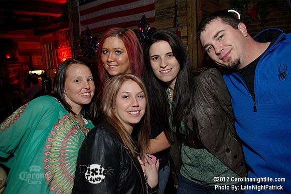 Saturday night at Dixie's Tavern - Photo #463825