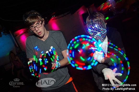 SHUFFLE CITY Rave Wednesday at HALO - Photo #466423