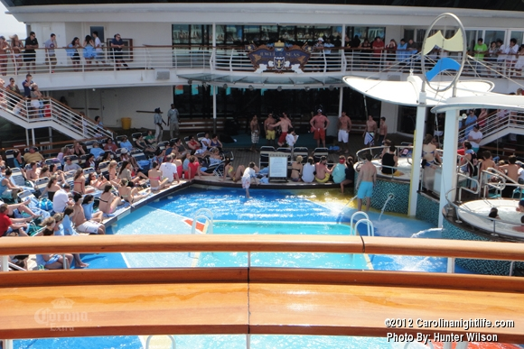 Spring Break PARTY Cruise 2012 - Photo #466589